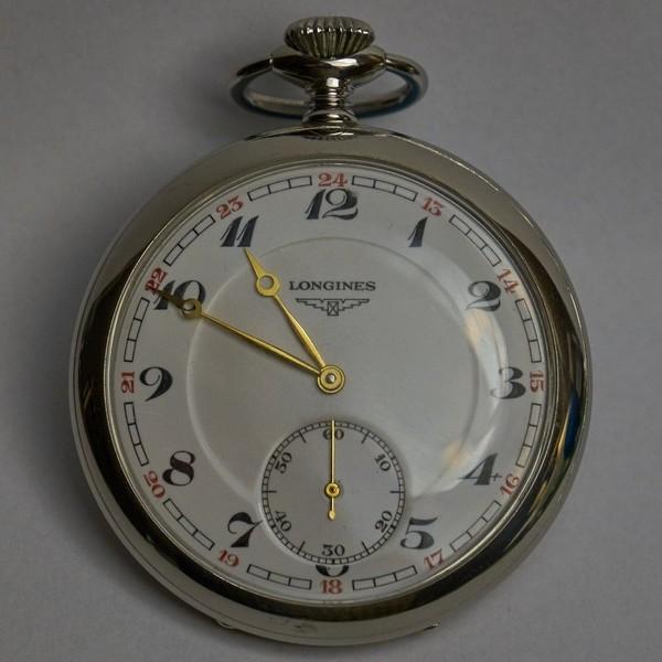 pocket watch serial number database